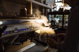 Опыт кофейни Coffesphere