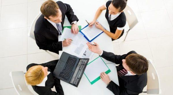 Бизнес. Деловые переговоры